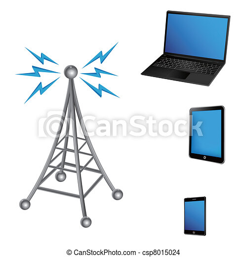 communication antenna and electric - csp8015024
