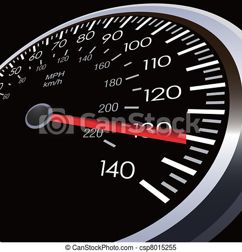 car speed meter - csp8015255