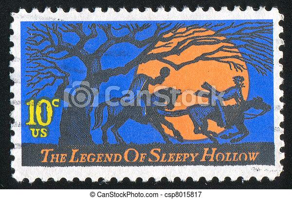 legend of Sleepy Hollow - csp8015817