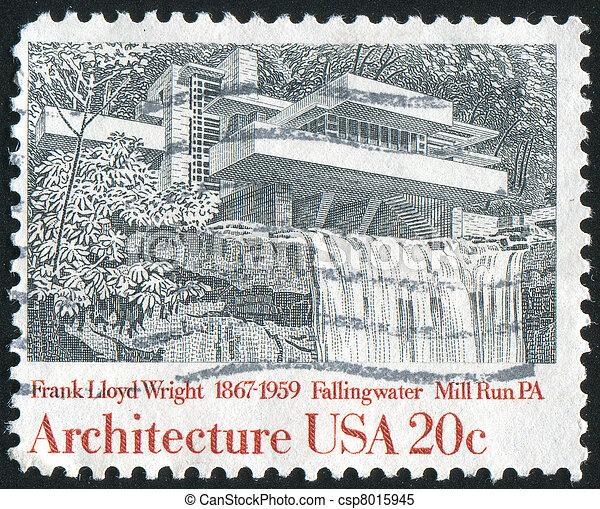 Archivi immagini di fallingwater unito stati circa for Franco piani di lloyd wright