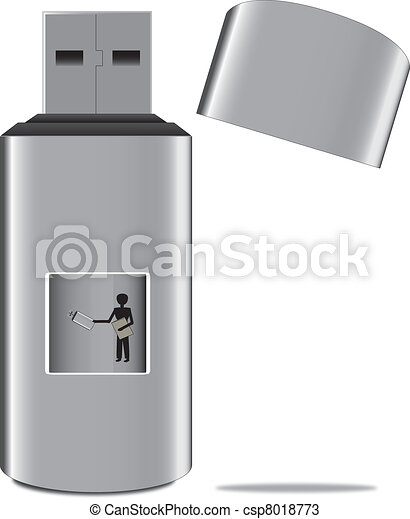 usb key - csp8018773