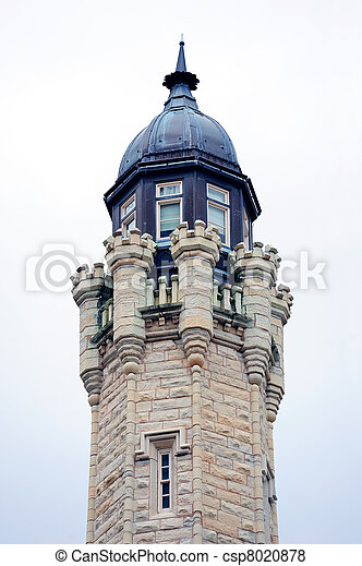 Chicago Water Tower - csp8020878