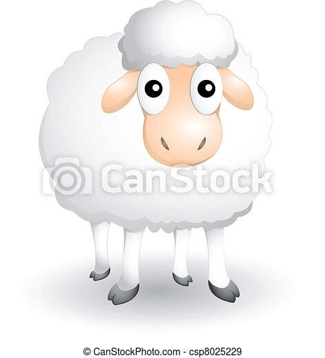 sheep - csp8025229