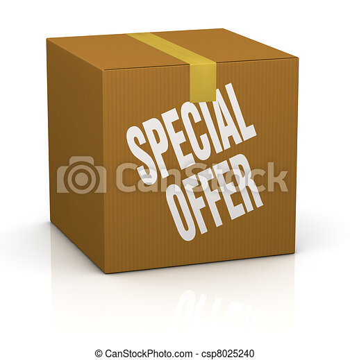 Special offer - csp8025240