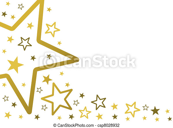 Stars Background - csp8028932