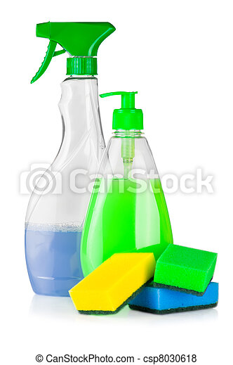 Cleaning bottles clip art - photo#21