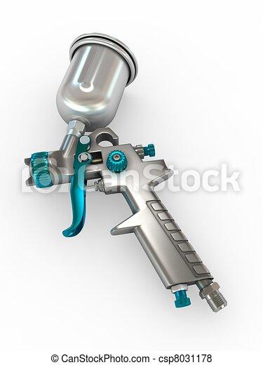 Spray Gun - csp8031178