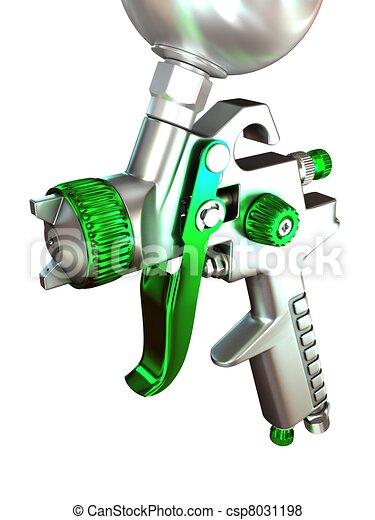 Spray Gun - csp8031198