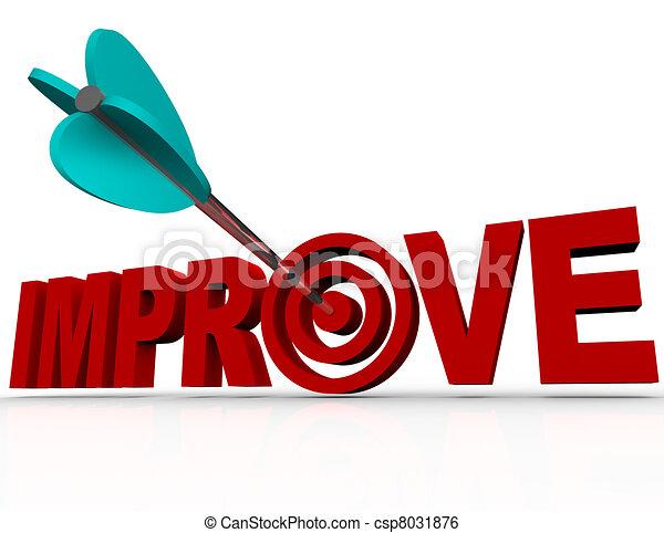 Improve Arrow in Target - Successful Improvement Goal - csp8031876
