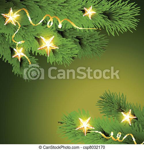 pine tree - csp8032170