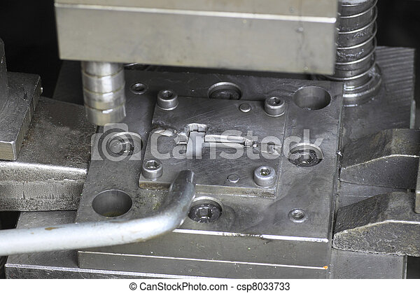die and mold - csp8033733