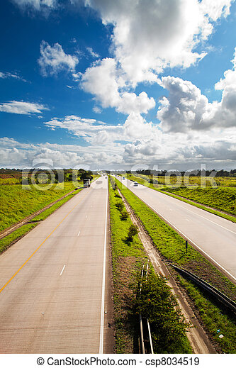 South African national highway N2 - csp8034519