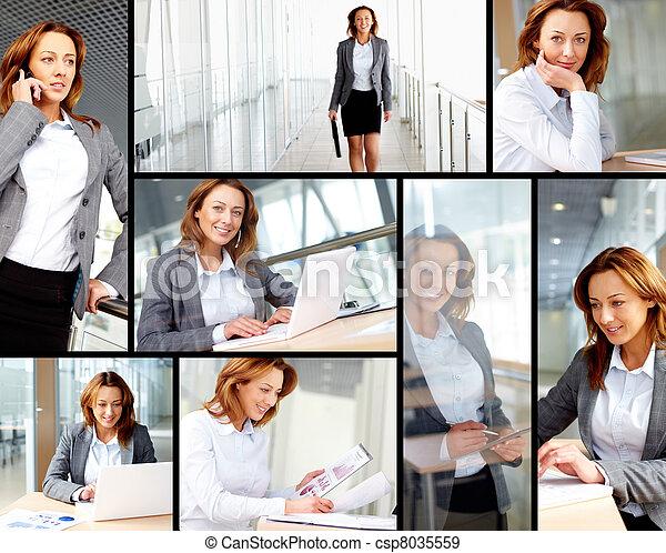 Secretary - csp8035559