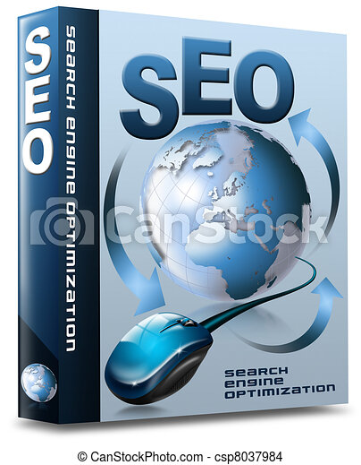 Box SEO - Search Engine Optimization - csp8037984