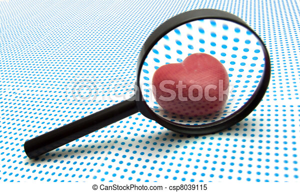 true love searching - csp8039115