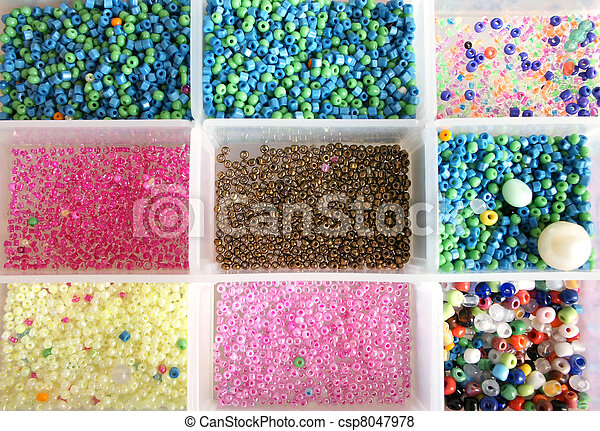 Beads - csp8047978