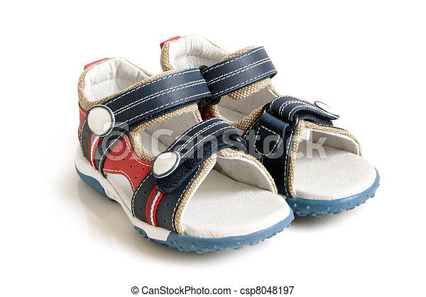 Child's sandals - csp8048197