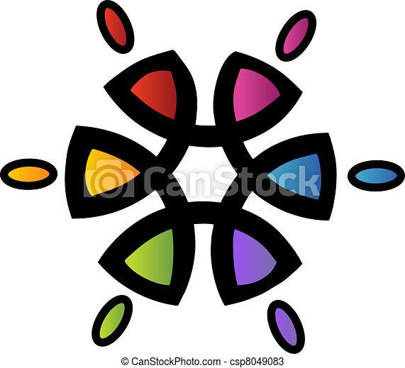 Team solidarity logo - csp8049083