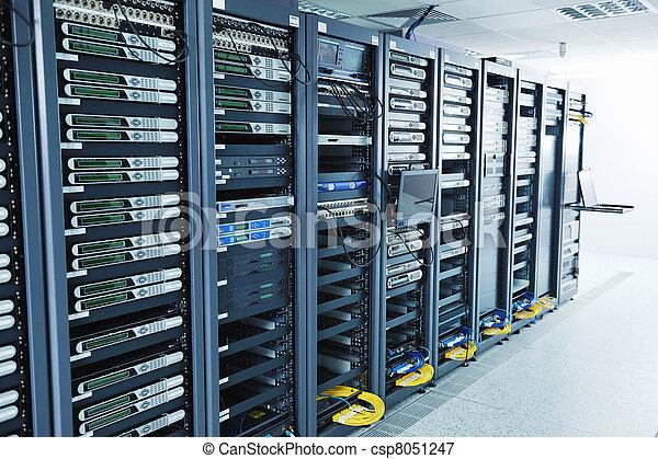 network server room - csp8051247