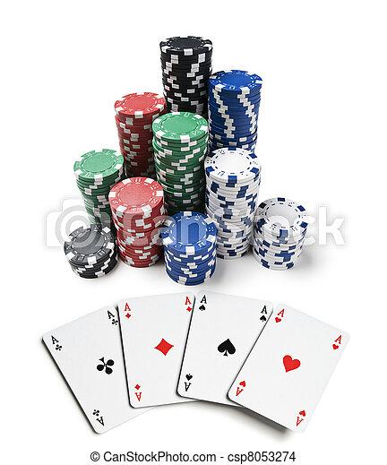 Gambling - csp8053274