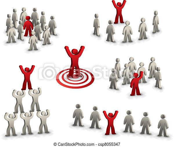target person - csp8055347