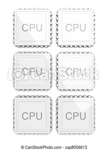 Six core CPU - csp8056613