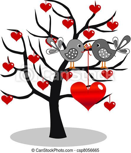 valentines day or birthday - csp8056665