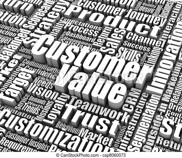 Customer Value - csp8060073