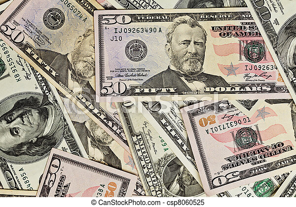Images of Money Pile $50 dollar bills - Fifty dollar bills money pile ...