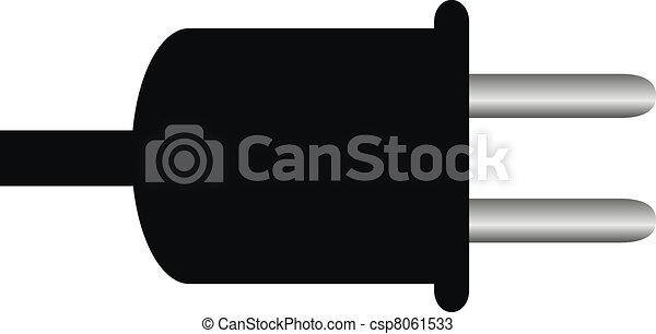 Socket plug  - csp8061533