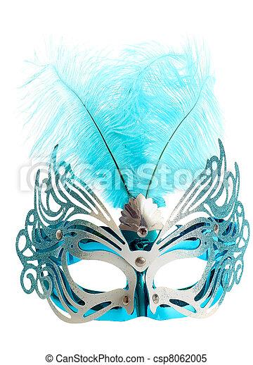 Carnival mask - csp8062005