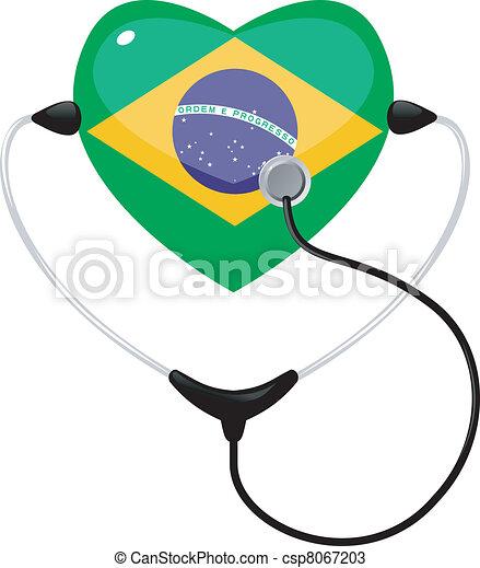 Medicine Brazil - csp8067203