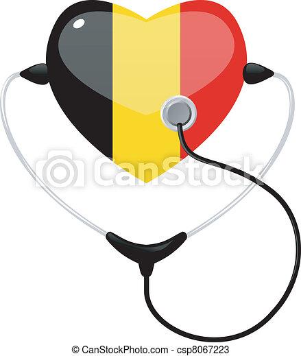 Medicine Belgium - csp8067223