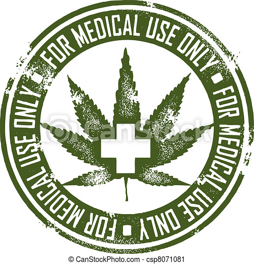 Medical Marijuana - csp8071081
