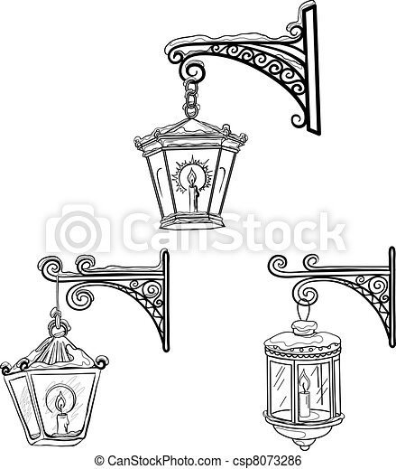 street light lamp with Vendemmia Strada Lanterne Contorni 8073286 on 232041812222 as well 104296 besides Street Light Circuit furthermore Bench flower garden potting additionally Images 2Dproducts.