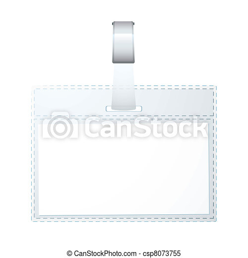 Business name tag - csp8073755