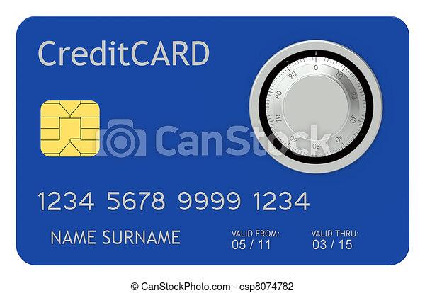 Safe Pay - csp8074782