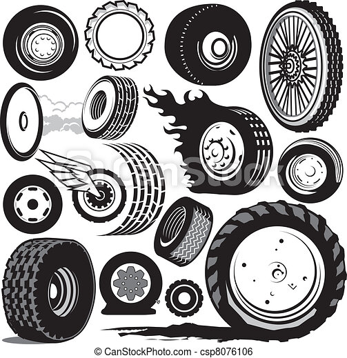 Tire Collection - csp8076106