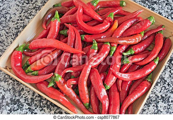 chili pepper - csp8077867