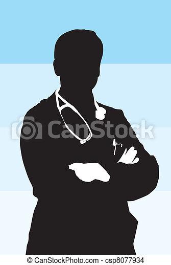 doctor - csp8077934