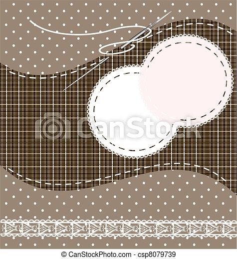 background beige-brown fantasy - csp8079739
