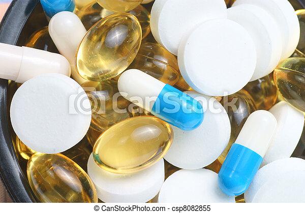 Pharmaceuticals macro - csp8082855