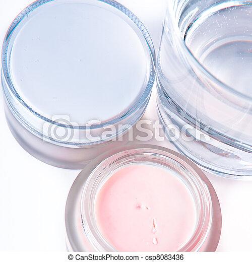 nourishing creams - csp8083436