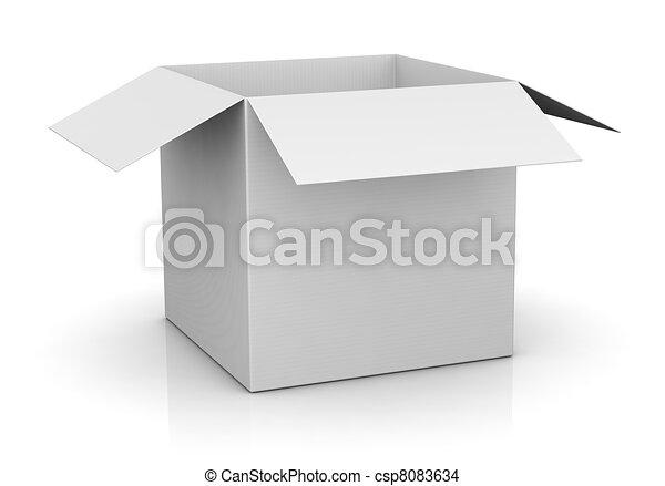 carton box - csp8083634