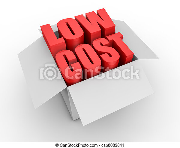 low cost - csp8083841