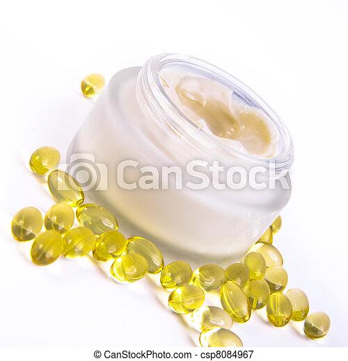 nourishing cream - csp8084967