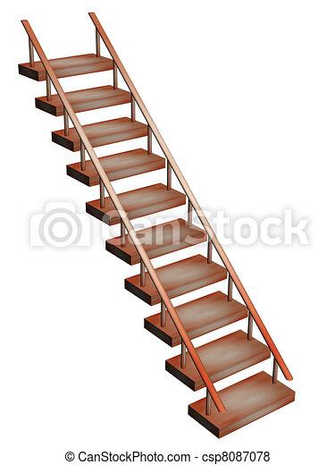 Stair - csp8087078