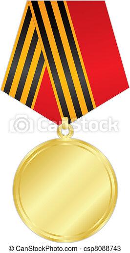 gold medal - csp8088743