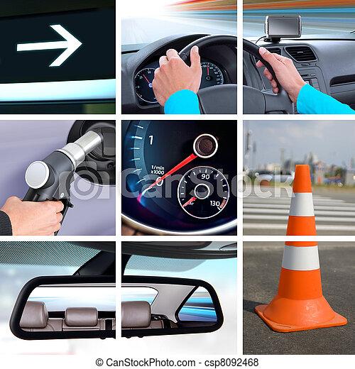 transportation industry - csp8092468