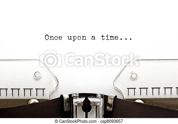 Once Upon a Time - csp8093657